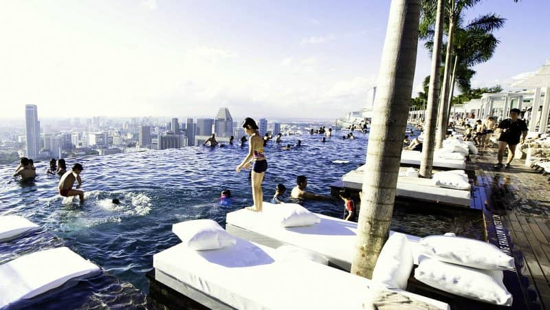 Clean Singapore's new world water