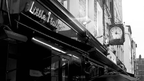 No west end in sight for Soho hostess