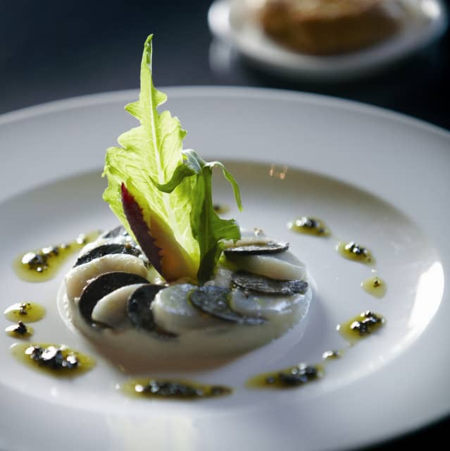 A few of Lunch Mag's favourite hotel restaurants