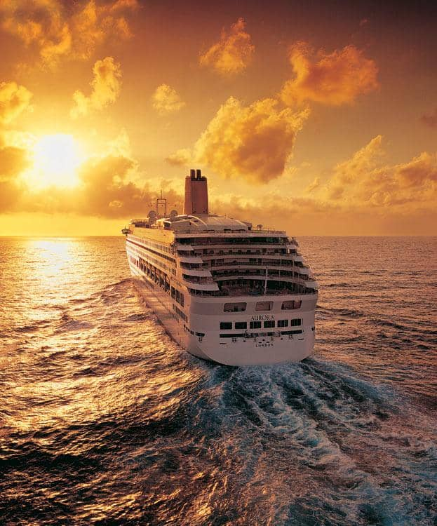 Cruise the world in 80 days