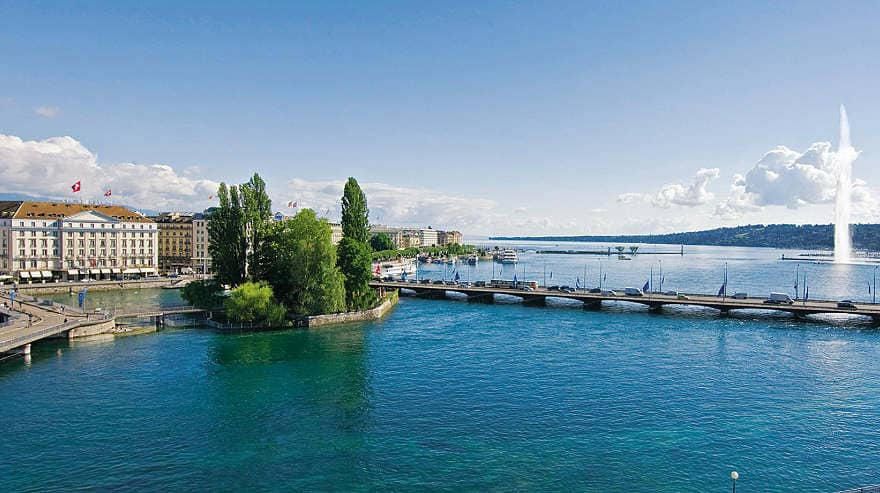 Throw convention out the window in Geneva