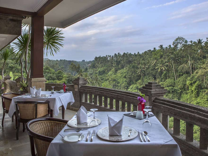 CasCades – A food lover's paradise in Bali's green heart
