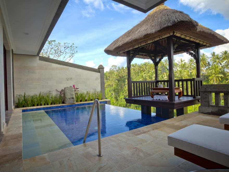 Viceroy Bali owes its ageless beauty to family