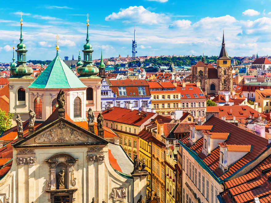 The blissful tune of Prague