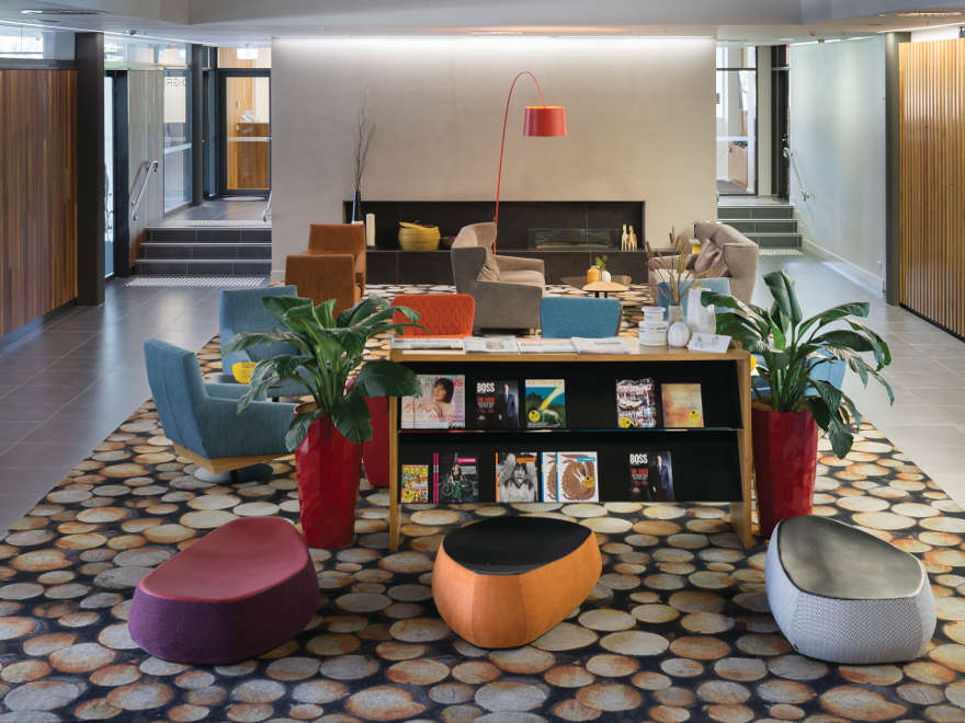 Canberra's artfully cool and comfortable East Hotel