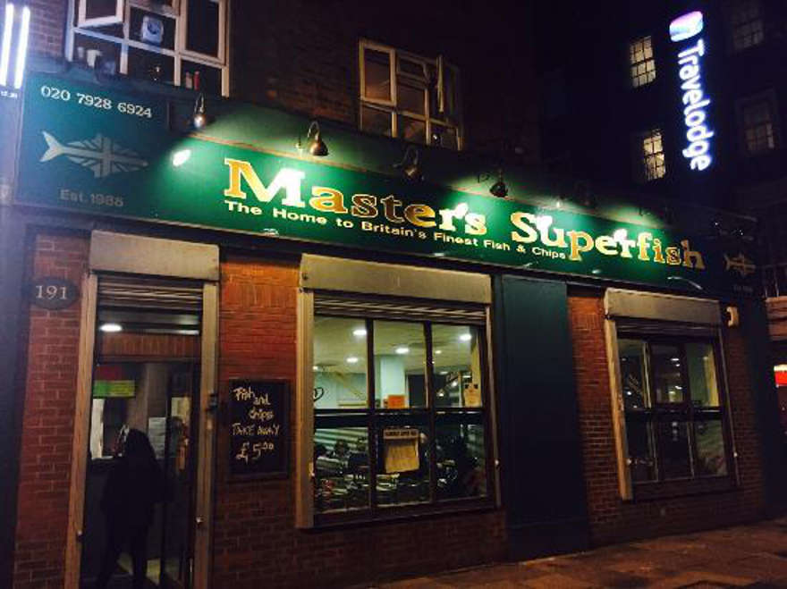London's chippie masters