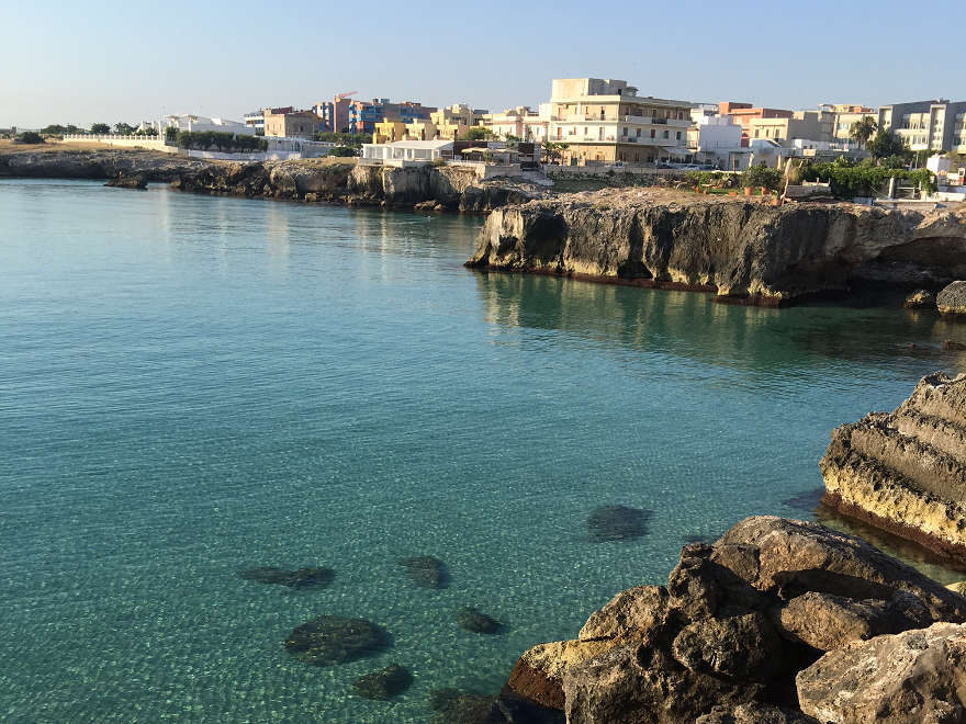 You can't go past Puglia's Monopoli