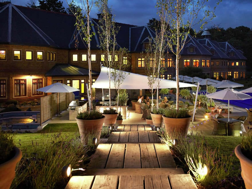 Wish upon a spa at magical Pennyhill Park