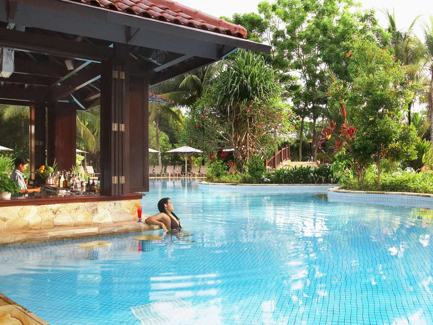 Bintan Lagoon Resort is a prime piece of paradise