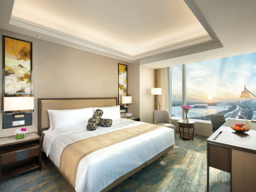 Songbei Shangri-La a harbinger of China's continuing boom
