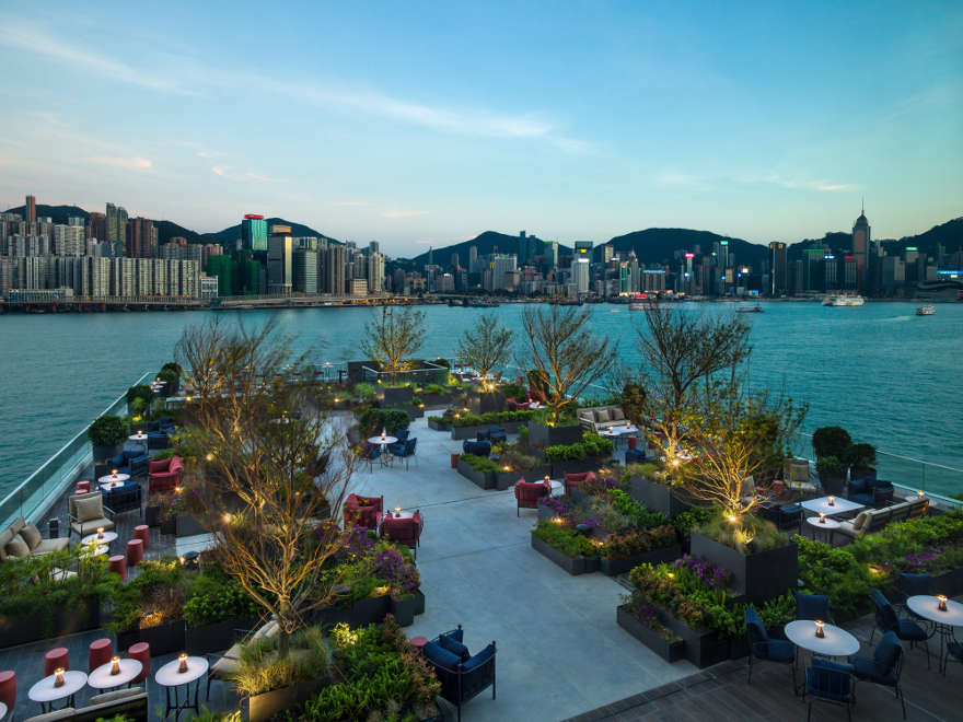 Hong Kong's urban resort is a natural delight