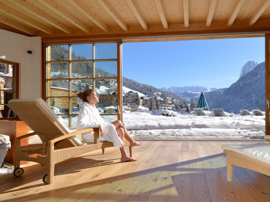 Italy's Adler adding warmth to winter